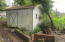 277 NE 10th St, Toledo, OR 97391 - Garden shed