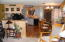 248 E Bain Dr, Tidewater, OR 97390 - From LR to Stairs