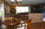 248 E Bain Dr, Tidewater, OR 97390 - Kitchen to LR