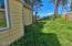11412 NE Benton St, Newport, OR 97365 - Rear of house
