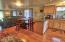 828 NE Grant St, Newport, OR 97365 - Dining Room