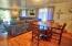 828 NE Grant St, Newport, OR 97365 - Dining Room/Living Room