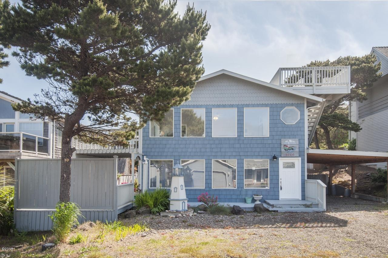 5160 NW Keel Ave, Lincoln City, OR 97367 - Front of Home