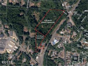 1201 NE Hwy 20, Toledo, OR 97391 - 4.89 acres