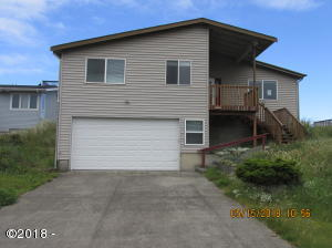 1818 NW Oceania Dr, Waldport, OR 97394 - Front of house