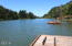 1320 S Fun River Dr, Lincoln City, OR 97367 - View From Dock