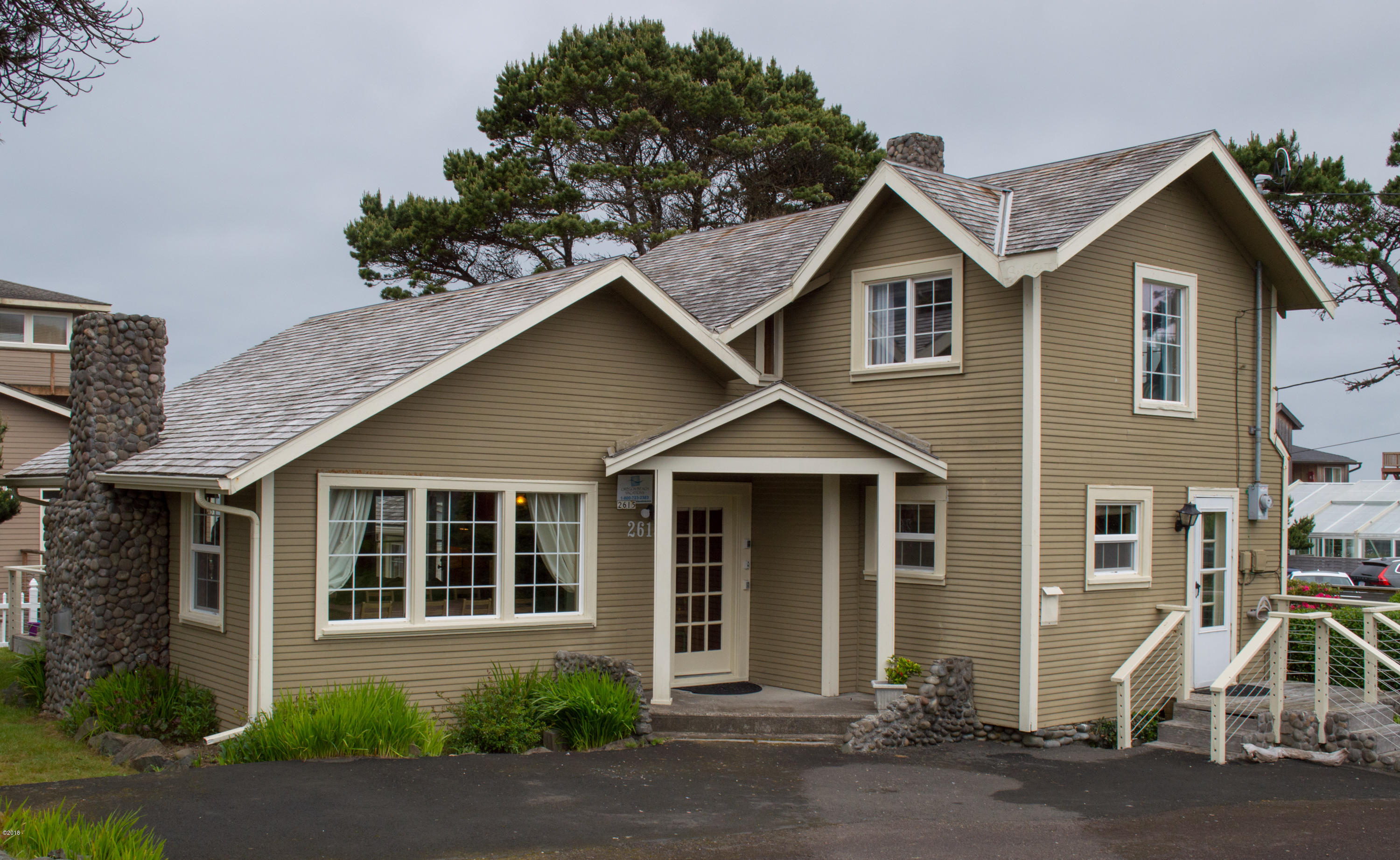 2615 NW Inlet Ave, Lincoln City, OR 97367 - Captain's Quarters