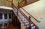 261 NE Sea Star Drive, Depoe Bay, OR 97341 - Staircase