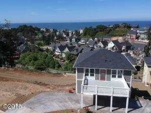 2545 SW Coral Ave, Lincoln City, OR 97367 - Lot 113 - Aerial 1