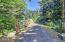 430 SW Wakonda Beach Rd, Waldport, OR 97394 - Driveway Into Property