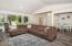 15 SE Ainslee Ave, Depoe Bay, OR 97341 - Living Room/Dining