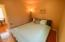2208 NW Oceanview Dr, Newport, OR 97365 - Guest Bedroom Downstairs