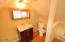 2208 NW Oceanview Dr, Newport, OR 97365 - Half Bath