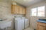615 NW 54th Ct, Newport, OR 97365 - Laundry Room