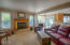 615 NW 54th Ct, Newport, OR 97365 - Family room