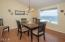 5915 EL Mar Ave., Lincoln City, OR 97367 - Dining Room - View 1