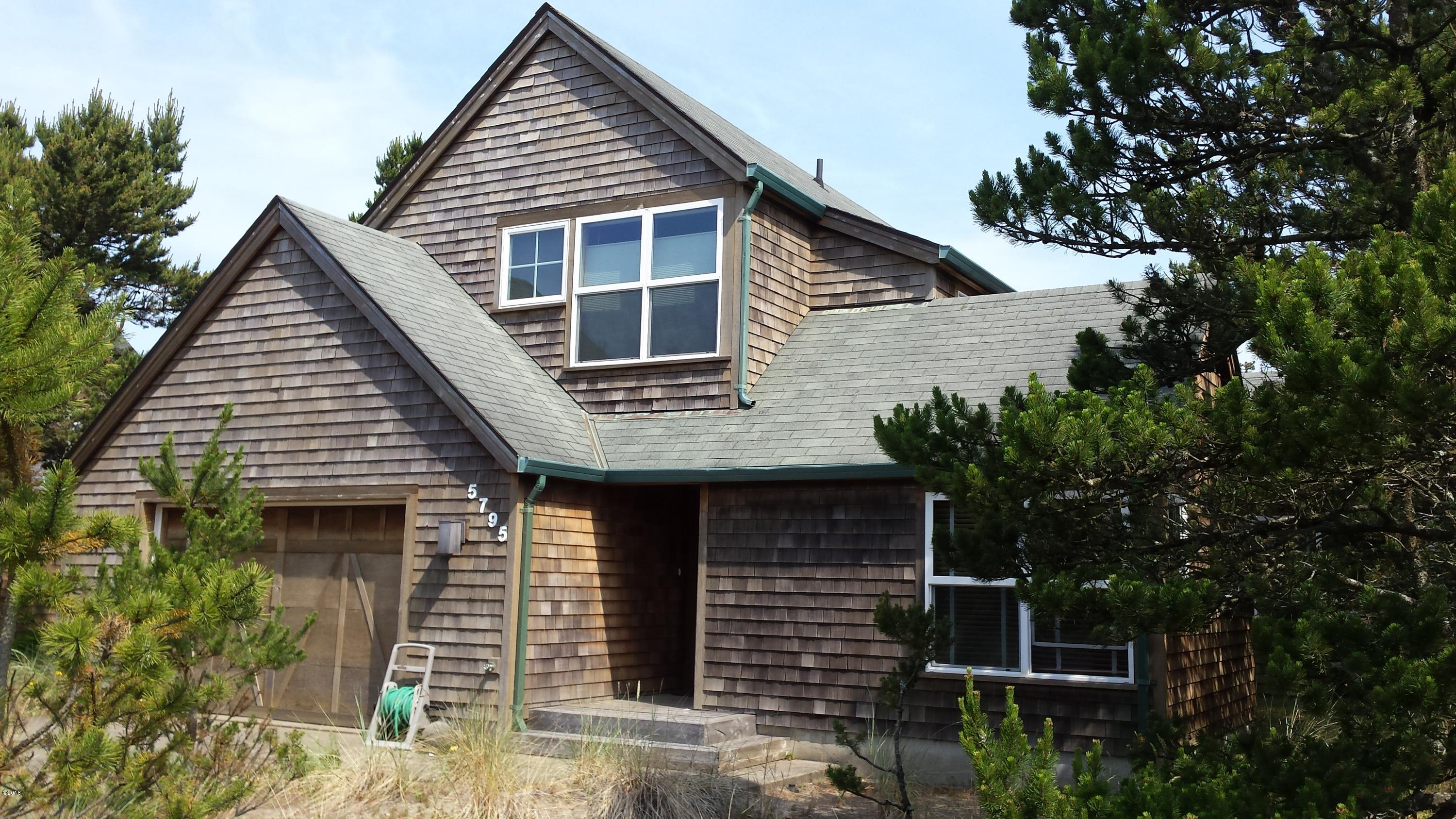 5795 Barefoot Ln. Share K, Pacific City, OR 97135 - Exterior