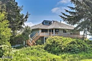 20 Sandpiper Ln, Gleneden Beach, OR 97388 - Salishan Custom bay Front Home