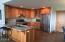 7770 Brooten Mountain Loop, Pacific City, OR 97135 - Kitchen with fir cabinets