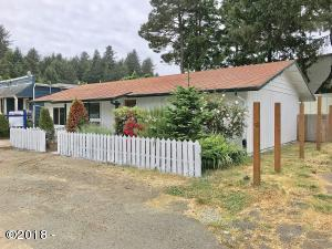 160 SW Strawberry Ln, Waldport, OR 97394 - FRONT