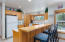 5951 Shorepine Dr., Pacific City, OR 97135 - Breakfast bar
