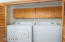 5951 Shorepine Dr., Pacific City, OR 97135 - Laundry space