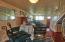 47 SW Hurbert St., Newport, OR 97365 - Kitchen to Living Room
