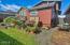 47 SW Hurbert St., Newport, OR 97365 - Rear of home