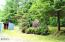 2614 NE Hemlock Dr, Yachats, OR 97498 - Shed & Front Yard by Driveway