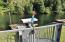 435 E Evans Dr, Tidewater, OR 97390 - River View from Deck!