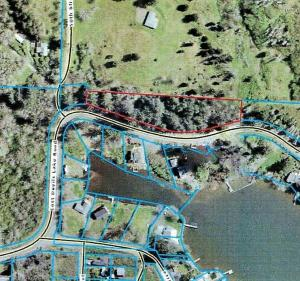 4763 NE East Devils Lake Rd, Otis, OR 97368 - Aerial of 1.6 acre home site