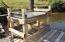 435 E Evans Dr, Tidewater, OR 97390 - Covered Part of River Front Deck!