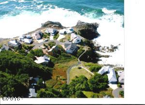 LOT 50 Cove Pt, Depoe Bay, OR 97341 - Aerial