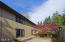 955 SE Loren Ln, Toledo, OR 97391 - Back of home and patio