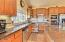 16 NW Lincoln Shore Star Resort, Lincoln City, OR 97367 - Custom Cherry Cabinetry