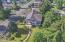 829 SE Fir St., Toledo, OR 97391 - Aerial