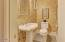 829 SE Fir St., Toledo, OR 97391 - Guest Powder Room