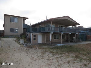 205 NW Oceania Dr, Waldport, OR 97394 - Rear Exterior