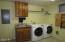 205 NW Oceania Dr, Waldport, OR 97394 - Laundry Room