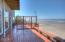 13650 S Coast Hwy, South Beach, OR 97366 - Main level deck.