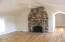 7515 Yaquina Bay Rd, Newport, OR 97365 - Liv rm fireplace