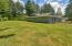 9679 SE Cedar St, South Beach, OR 97366 - Side Yard