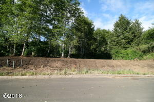 LOT #9 Ne 61st Place, Lincoln City, OR 97367 - Front of Lot