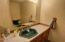 1680 NE Sturdevant Rd, Toledo, OR 97391 - Powder Room