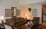 301 Otter Crest Dr, #206-7, 1/12th Share, Otter Rock, OR 97365 - Living room