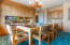 17 Ocean Crest Rd, Gleneden Beach, OR 97388 - Dining room