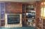 17 Ocean Crest Rd, Gleneden Beach, OR 97388 - fireplace and built-ins