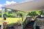 174 N Pony Trail Ln, Otis, OR 97368 - covered deck