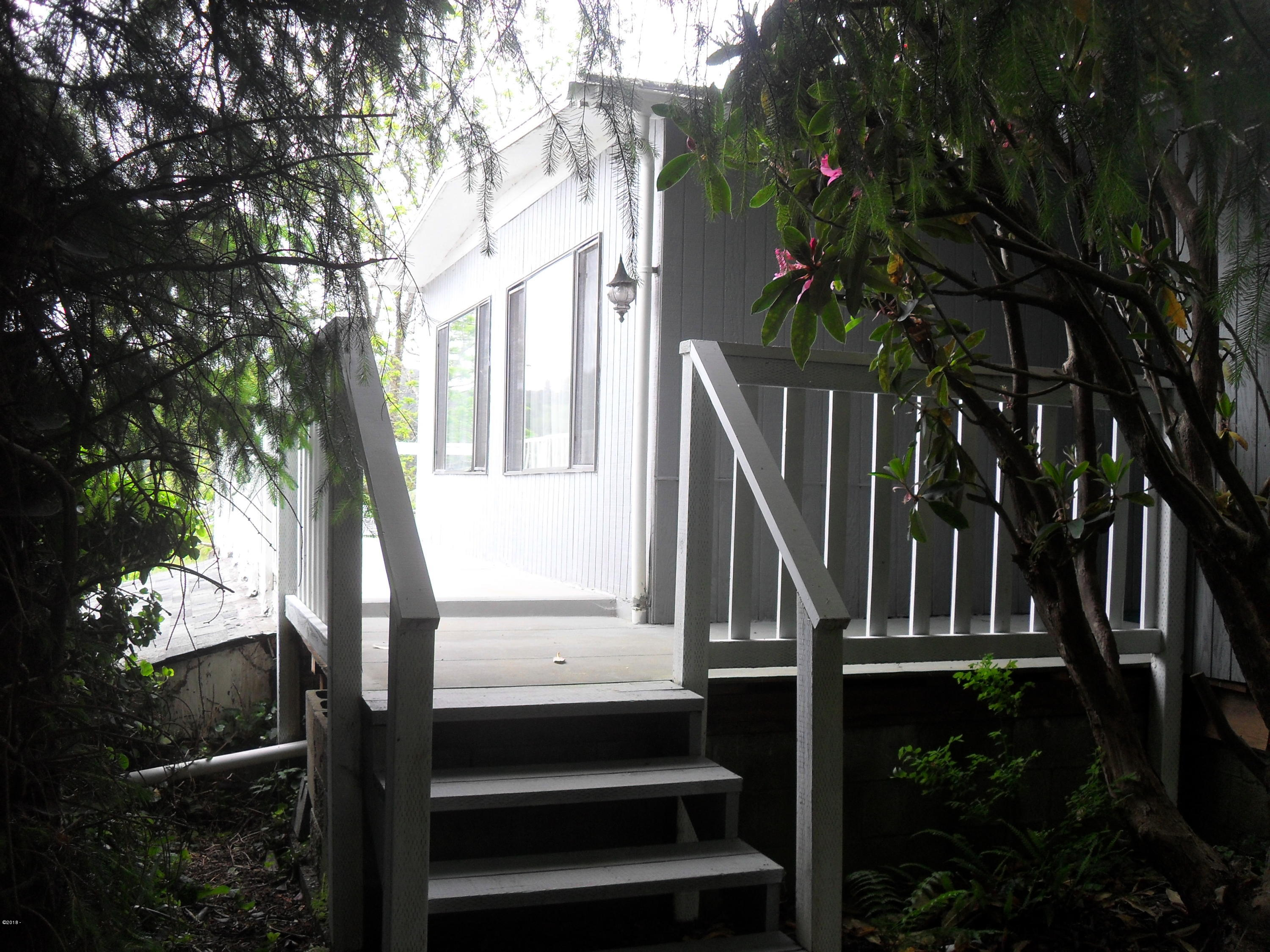 3549 E Alsea Hwy, Tidewater, OR 97390 - Front entrance