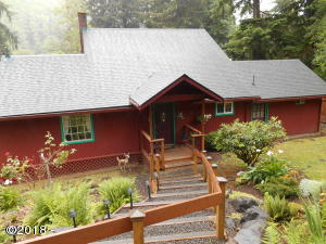 4747 Salmon River Hwy, Otis, OR 97368 - Front